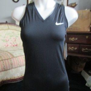 NWT - Nike Pro - Dri Fit Black Workout Tank Top S